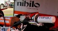 Grip Cover White Nihilo Concepts