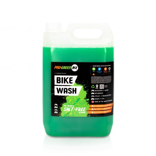 Pro-Green MX Bike Wash Cleaner 5 Litre Concentrated ProGreen PGMX04