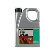 MOTOREX Motor Oil - Top Speed 4T | 15W/50 OIL 4 LITRE (M4T4)
