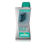 MOTOREX Coolant - M5.0 | 1 Litre (M5C)