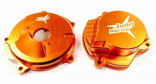 KTM 65 Clutch & Stator Cover - Orange Buy 1 get 1 1/2 Price!