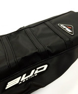 Bud Racing Full Traction Seat Cover KTM 125-450 SX/F 16/18, 125-450 EXC 17/19 All Black
