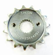 Talon | Front Sprocket | CRF150 2007> | 428 Conversion | 15T