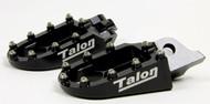 Talon X8 Foot Pegs KTM Black