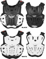 LEATT 4.5 ADULT CHEST PROTECTOR BLACK, WHITE OR PINK