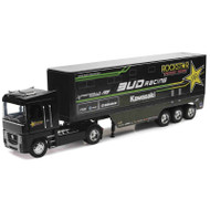 Rockstar Bud Racing team truck Model Toy