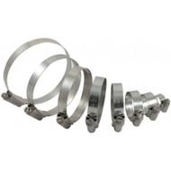 KTM 125 Mild Steel Hose Clamp Kit for Silicone Hose