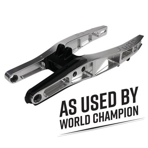 Aluminium 65 EVOLUTION, Extended Swingarm, Including Chain Slider, for KTM 65sx 2016 on, Husqvarna tc65 2017 on