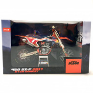 KTM 450 SX-F 2017 Ryan Dungey 1:12 Scale Toy