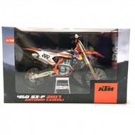 Antonio Cairoli 1:12 Scale  Model Toy KTM 450 SX-F