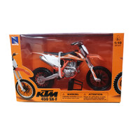 KTM 450 SX-F Standard Factory Graphic 1:10 Scale Toy