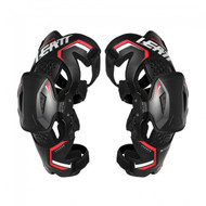 Leatt Knee brace X-Frame BLACK/RED (Pair)