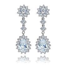 'Jasmine' Statement Earrings