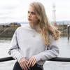 ASTERIAS_starfish_sterling_silver_textured_necklace_handmade_Aurum_Iceland