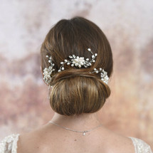 Laurie Traditional Bridal Hair Pins (Set of 3)