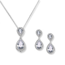 Rosie_teardrop_earrings_necklace_jewellery_set_teardrop_bridal_jewellery_bridesmaids_jewellery