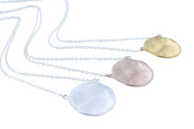 Reeves_and_Reeves_rose_gold_plated_disc_necklace_penny_coin_sterling_silver