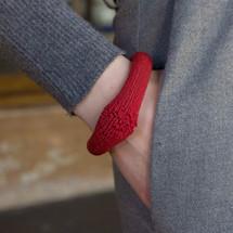tzuri_gueta_paris_handmade_silicone_jewellery_red_bracelet