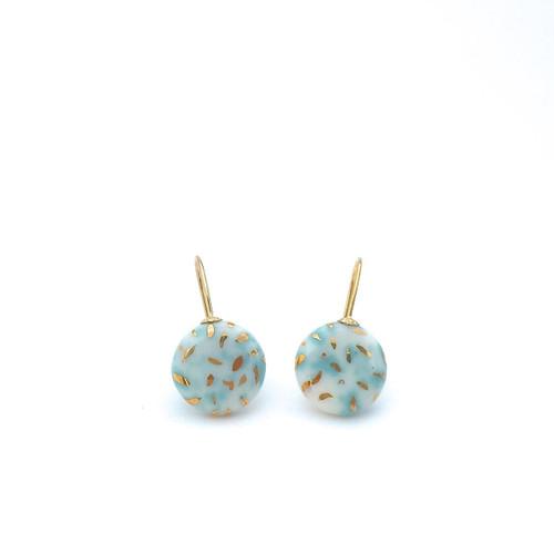 oei_ceramics_handmade_mint_green_white_gold_plating_cute_porcelain