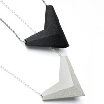 V-Shaped geometric  Pendant