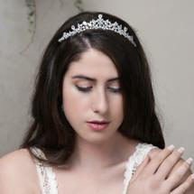bridal_hair_accessories_traditional_tiara_floral_wedding_Jade