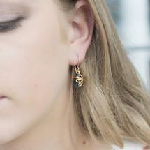 Catherine_Weitzman_handmade_jewellery_snake_gold_vermeil_gemstone_earrings_statement_Hawaii