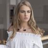 VLUM_Paris_handmade_necklace_choker_black_silver_unique
