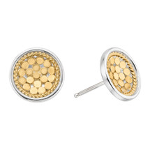 Anna_Beck_handmade_jewellery_Bali_dotted_spotted_beaded_sterling_silver_gold_plated_circular_dish
