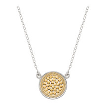 Anna_Beck_handmade_jewellery_necklace_gold_plated_sterling_silver_circular_disc_reversible
