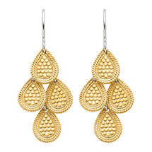 Anna_Beck_handmade_earrings_Bali_chandelier_statement_beaded_spotted_dotted_teardrop_gold_plated_drop_dangle