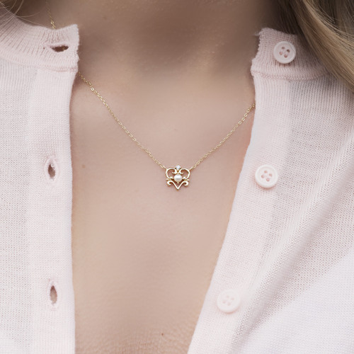 Hakuna_delicate_jewellery_gold_plating_handmade_Japan_heart_freshwater_pearl_dainty