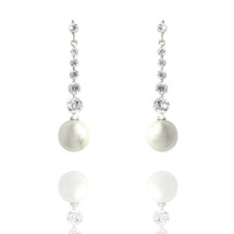 earrings_long_drop_faux_pearl_dangle_bridal_jewellery_bridesmaid_jewellery_Abraham