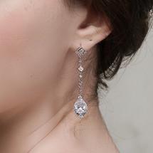 bridal_accessories_bridal_jewellery_bridesmaids_jewellery_earrings_long_drop_dangle_crystal_clear_teardrop