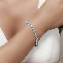 Penelope_leafy_bridal_bracelet_bridesmaids_jewellery_wedding_jewellery_elegant