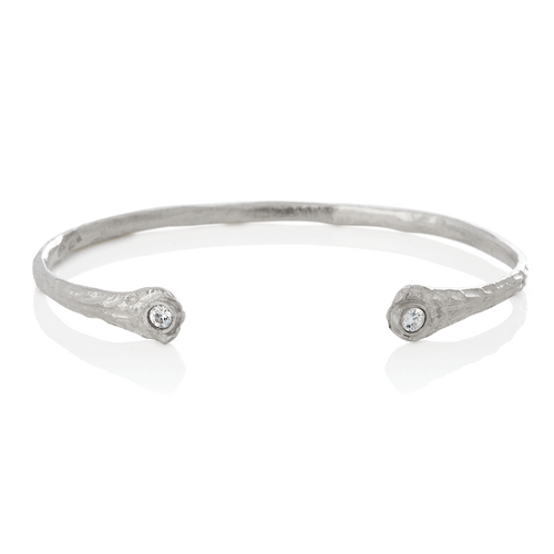 Aurum_Jewellery_Iceland_sterling_silver_bracelet_bangle_handmade_thin