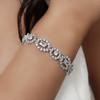 bridal_jewellery_bridal_accessories_bracelet_bangle_art_deco_1920's_vintage_Lily_Luna_statement