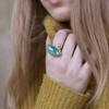 handmade_ring_jewellery_Efstathia_Greece_sterling_silver_gold_vermeil_gold_plating_gemstone_blue_turquoise_statement