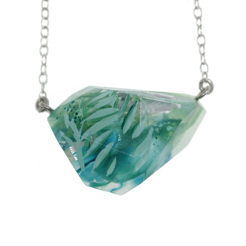 Holly_Suzanna_Clifford_handmade_jewellery_necklace_botanical_nature_greens_blues_gemstone_hand_painted
