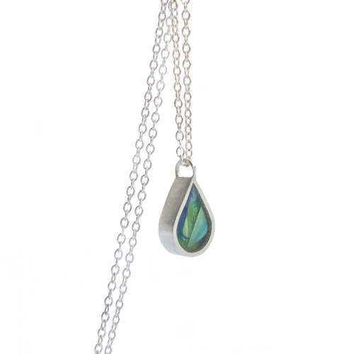Holly_Suzanna_Clifford_handmade_jewellery_hand_painted_necklace_teardrop_sterling_silver