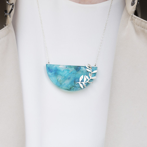 Holly_Suzanna_Clifford_handmade_jewellery_hand_painted_sterling_silver_large_crescent_blue_green_turquoise