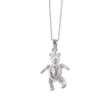 Lily_Blanche_sterling_silver_teddy_bear_necklace_gift_for_babies_toddlers_young_children_fun_cute