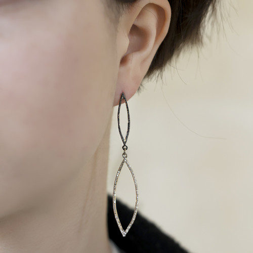 Tina_Kotsoni_handmade_jewellery_sterling_silver_oxidised_sterling_silver_earrings_thin_delicate_long