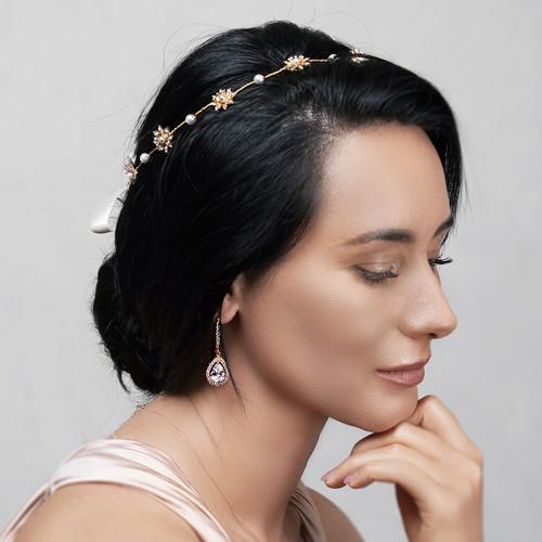 handmade_bridal_hair_accessories_Michelle_Corringham_gold_hair_vine_vintage_styled_bohemian_wedding_accessories