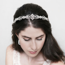bridal_accessories_full_headband_art_deco_vintage_rustic_En_Vogue_wedding_accessories