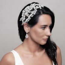 Red_handmade_bridal_hair_accessories_Michelle_Corringham_statement_large_headpiece_sparkly