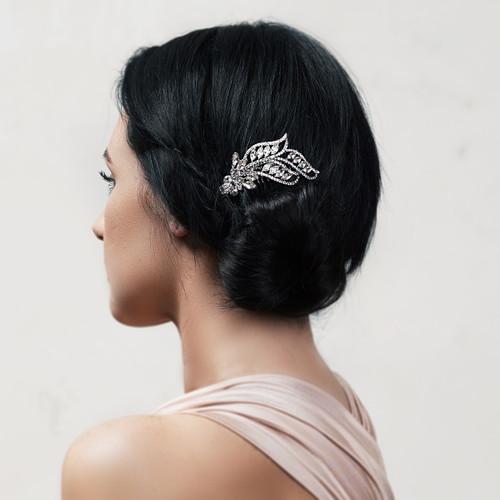 En_Vogue_art_deco_feather_hair_comb_wedding_hair_accessories_bridal_hair_accessories