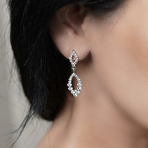 bridal_jewellery_bridal_earrings_elegant_classic_leafy_bridesmaids_earrings_crystal_diamante