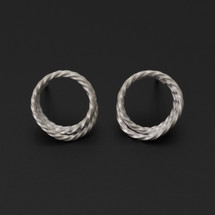 Deco_Echo_handmade_jewellery_from_Poland_sterling_silver_twisted_circles