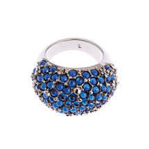 Simon_Harrison_jewellery_Eagle_Ray_collection_ring_statement_fashion_jewellery_blue_silver_chunky_white_metal_ruthenium