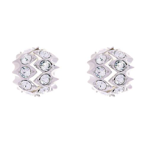 Simon_Harrison_jewellery_London_snake_crystal_earrings_studs_serpent_jewellery_chunky_sparkly_statement